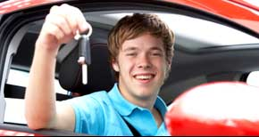 learner driver hull male