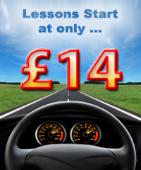 learn to drive in hull poster